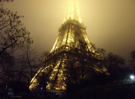 Parigi, La ville Lumiere